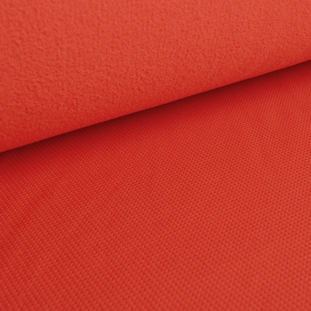 Coolmax® Spike Funktionsfleece - Rot