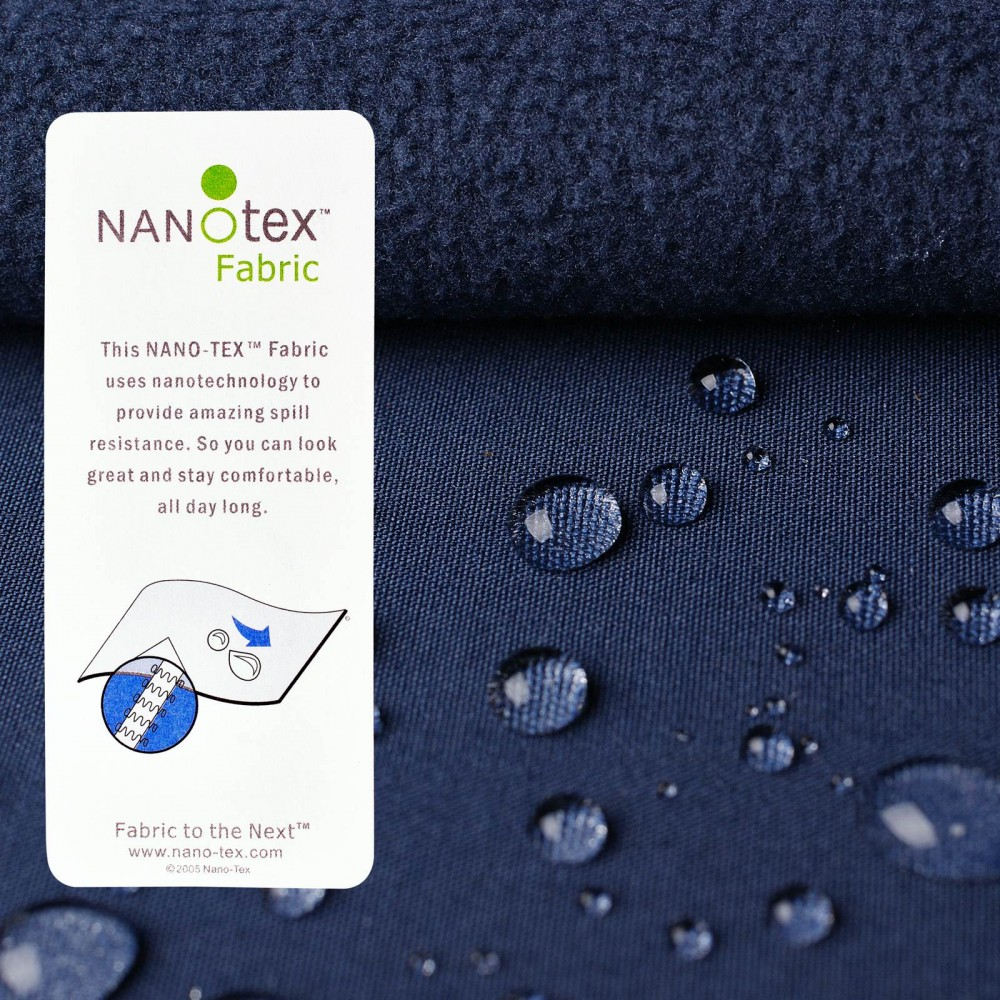 Nanotex™-Klimamembrane Softshell - dunkelblau