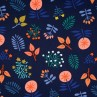 Hamburger Liebe Cozy Cabin - Wild Wonders Navy